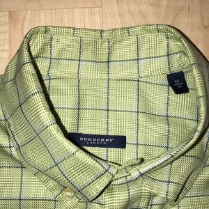 Burberry 💯% RealNova Check NWOT 🇺🇸 Made XL